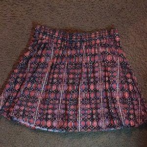 Cute Patterned Skirt